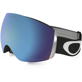 Oakley Flight Deck Snow Goggles Herre Matte Black Prizm Sapphire Iridium
